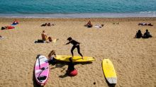 Spain tourist arrivals slump 76% in March, recovery still far off