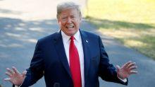 Trump's grade on the economy: Steady B