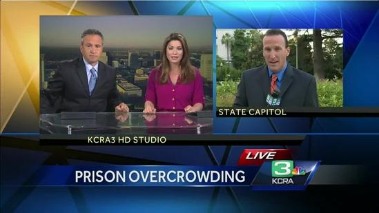 Gov. Brown promises fight on prison order