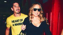 Mariah Carey va a la bolera en tacones