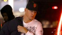 Newly Single Channing Tatum Steps Out for the First Time Since Split from Jessie J