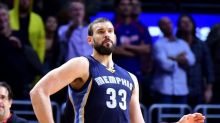Marc Gasol beat the Clippers with a late 3 and an incredible dance