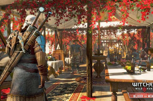 The second 'Witcher 3' DLC adds 30 hours of gameplay