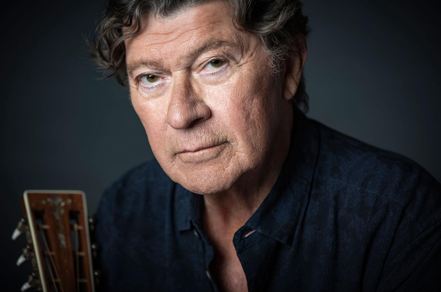 Robbie Robertson talks new album, new Band doc, 'The Irishman,' and 'unimaginable' early electric gigs with Dylan