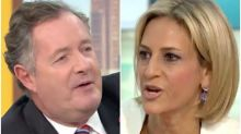 Emily Maitlis Shades Piers Morgan: 'You're An Entertainer, We Do News'