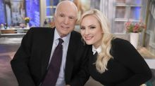 Meghan McCain Writes Emotional Letter Of Grief 3 Months After John McCain's Death