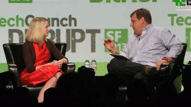 Yahoo's Mayer doesn't want to go to jail for treason over NSA scandal
