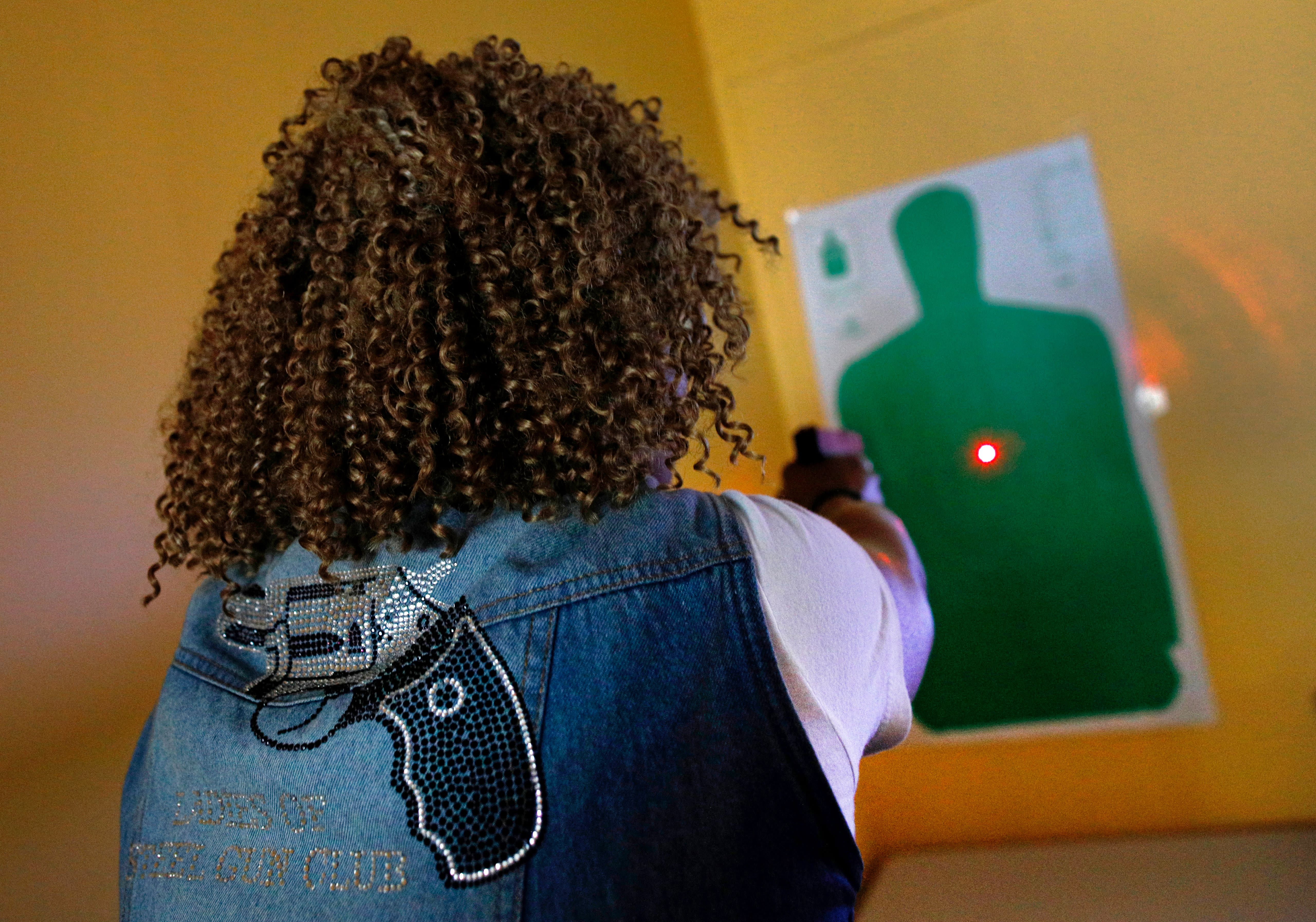 Me, My Liberal Wife and What Happened When We Went to a Gun Range
