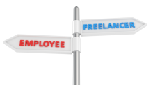 Freelance nation: One-third of U.S. workers are freelancers