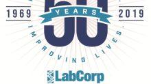 LabCorp Celebrates 50 Years of Improving Health, Improving Lives