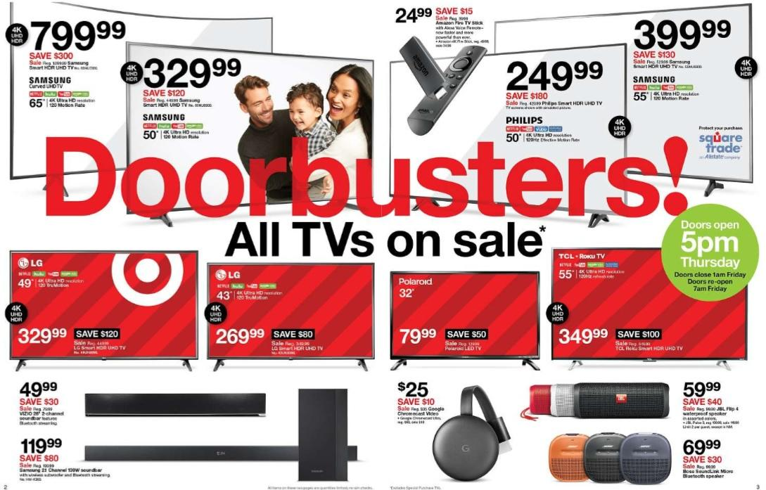 Black Friday: Walmart, Target and Best Buy Open on ...