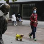 AP PHOTOS: As Wuhan reopens, people begin to venture outside