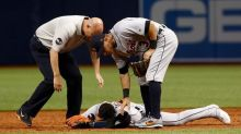 Tigers throw the game away on disastrous final play against Rays