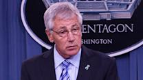 Pentagon Chief Boosts Fight Against Sex Assaults