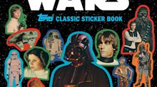 Celebrate 'Star Wars' 40th Anniversary by Revisiting These Classic Stickers (Exclusive)
