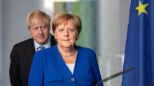 Merkel, Macron und Johnson beerdigen Trumps G7-Vorstoß zu Russland