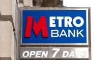 Metro Bank in 'early talks' to buy peer-to-peer lender RateSetter