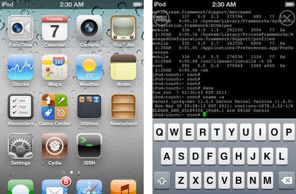 Redsn0w 0.9.8b1 released for Mac, brings tethered jailbreak to iOS 5