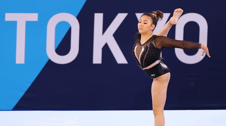 18-year-old gymnast ready to shine in Tokyo