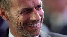 Presidente de UEFA critica plan de superligas