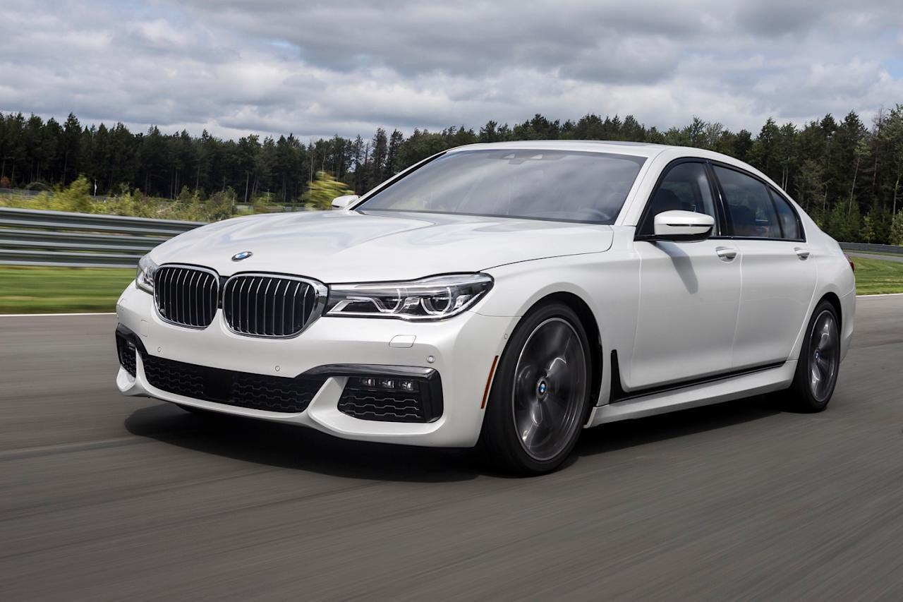2016 Bmw 7 Series First Drive