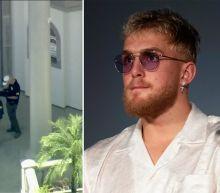 Jake Paul: FBI swat team seizes guns at home of YouTube star