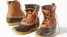 L.L Bean's iconic boots are available in Canada - and they're on sale