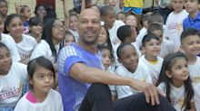 Common's message to young students: 'We care'