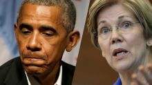 Elizabeth Warren: I'm 'troubled' by Obama's $400,000 Wall Street speaking fee