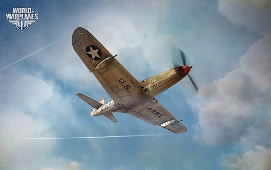 World of Warplanes update brings more American heavy fighters