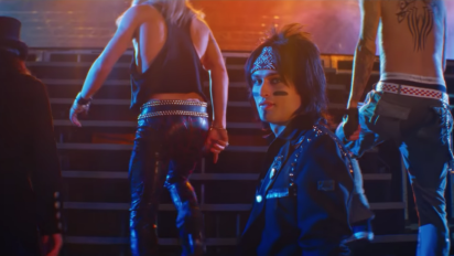 Motley Crue Brings the Mayhem in the First Trailer for 'The Dirt'