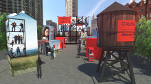 Calvin Klein Joins Forces With Amazon Fashion for Immersive Activation in New York