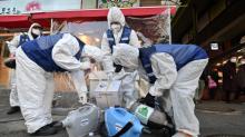 La Corée du Sud, plus grand foyer de coronavirus en dehors de la Chine