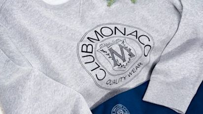 Club Monaco is bringing back this collection