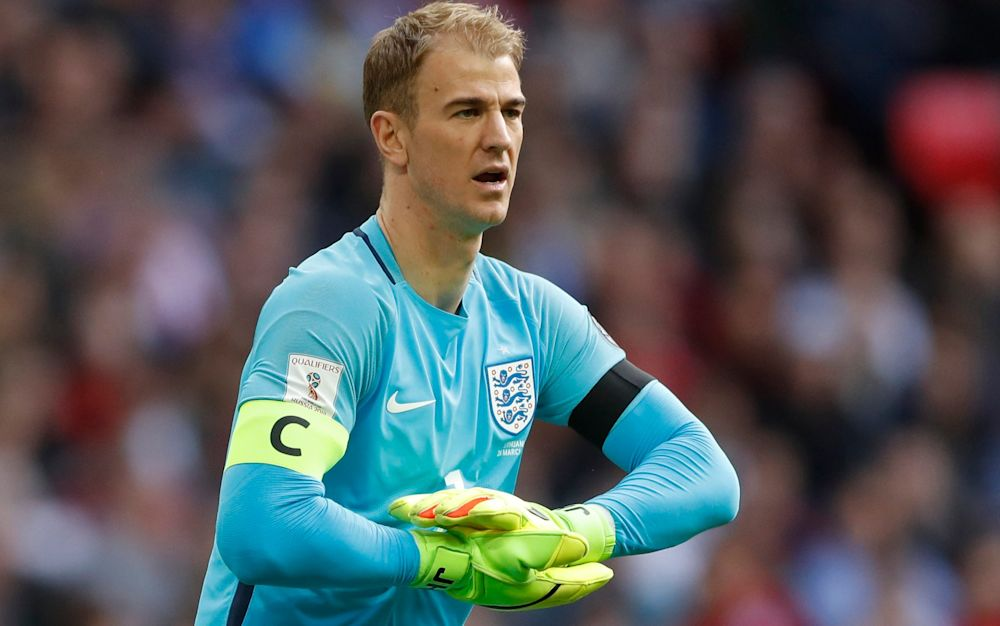 Joe Hart will not be joining Liverpool - REUTERS
