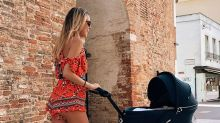 Critican a mujer de Álvaro Morata por lucir delgada a una semana de haber dado a luz