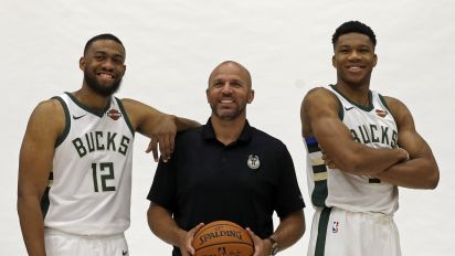 Season preview: Bucks are East's sleeping giant
