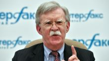 Bolton hails 'very comprehensive and productive' talks in Russia