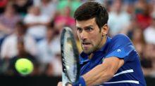 Back where it all began, Djokovic renews Tsonga rivalry
