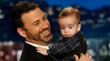 Jimmy Kimmel Fights Back Tears as He Returns to Late Night with Baby Billy After Heart Surgery