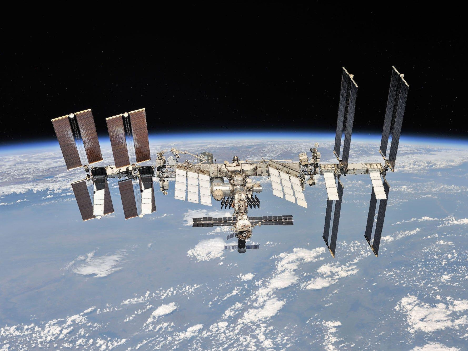 Russia threatens to abandon the International Space Station and build its own