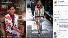 Pati Chapoy con atuendo de diseñador de más de $3 mil