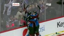 Paul Stastny puts one in on another rush