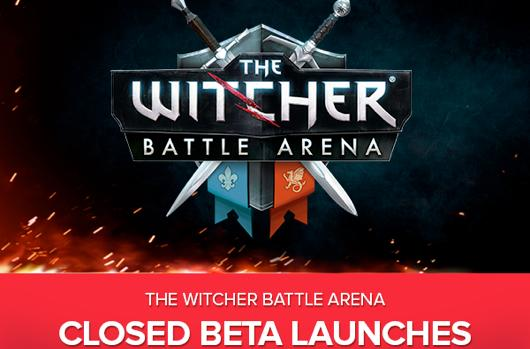 Witcher Battle Arena enters closed beta on Android