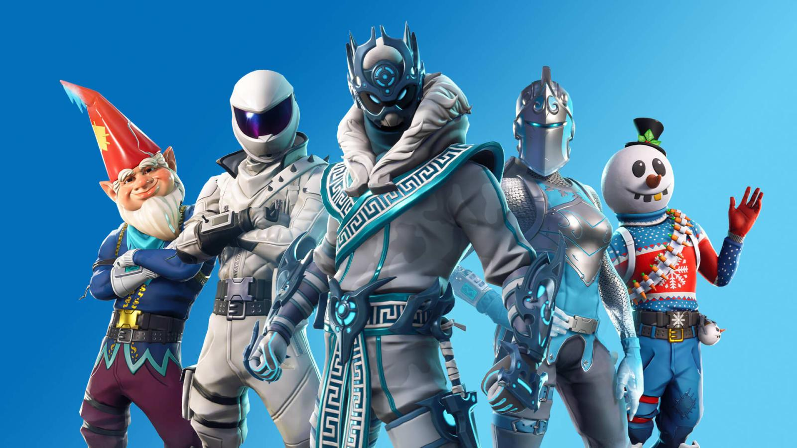 How Many Players Can Play Fortnite On Same Ps4 Fortnite Adds Split Screen Multiplayer On Ps4 And Xbox One Engadget