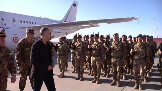 Il ministro Mauro in Afghanistan: