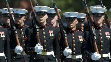Californie: un Marine tué et huit disparus lors d'un accident