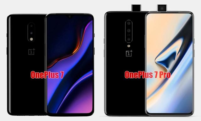 OnePlus 7 rumors, leaks include Pro and 5G editions