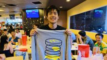 People are selling McDonald's limited edition hoodie for $300 after McGriddles launch; also, Twister Fries are back
