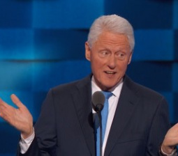 Was Bill Clinton's DNC Speech Sweet or Sickly?